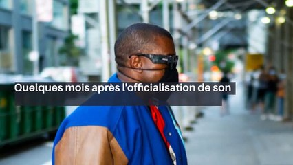 Kanye West et Irina Shayk aperçus ensemble en France_IN