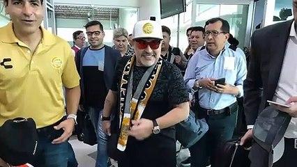 """""""Ils ont tué Diego"""" affirme l'avocat d'une des infirmières de Diego Maradona, accusant les médecins du footballeur argentin d'être les responsables de sa mort_IN"""