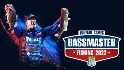 Bassmaster Fishing 2022 | 8 Real-World Venues Trailer