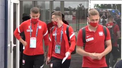 Polonia ya está en Sevilla