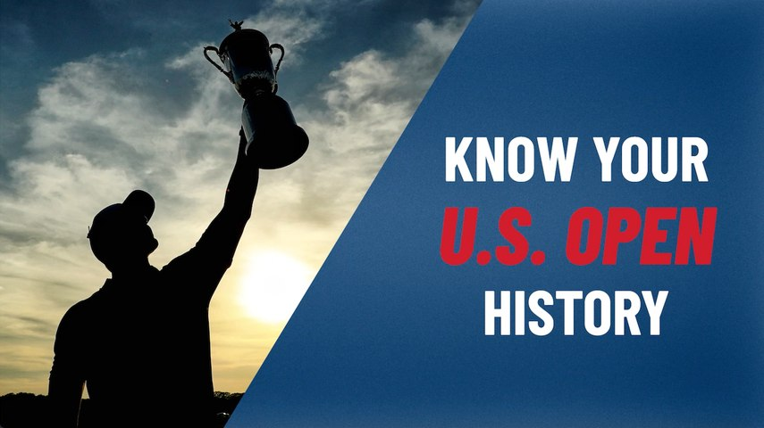U.S. Open Golf: Know Your History