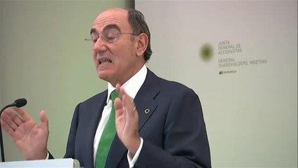 """Presidente de Iberdrola: """"El principal beneficiario de los altos precios de la electricidad es la Hacienda Pública"""""""