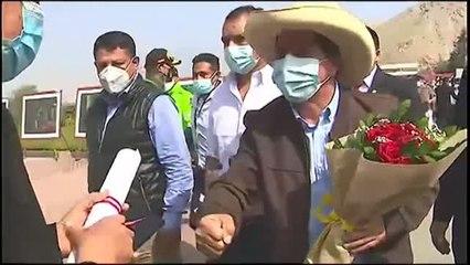 Pedro Castillo, cada vez más cerca de la presidencia de Perú
