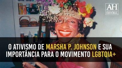 O ATIVISMO DE MARSHA P. JOHNSON E SUA IMPORTÂNCIA PARA O MOVIMENTO LGBTQIA+