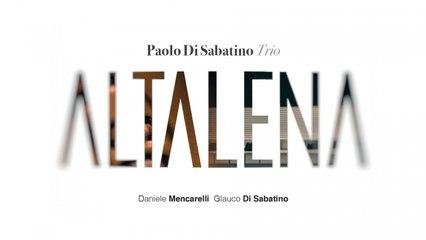 Paolo Di Sabatino Trio - Altalena