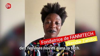 Elle donne la parole aux femmes noires dans la Tech