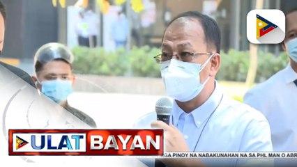Standard quarantine protocols para sa mga Pinoy na nabakunahan na, tinalakay ng NTF Against COVID-19