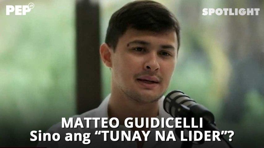 Matteo Guidicelli: sino ang