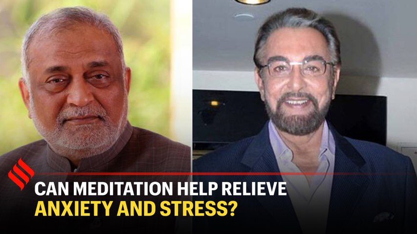 Can meditation help relieve anxiety and stress?