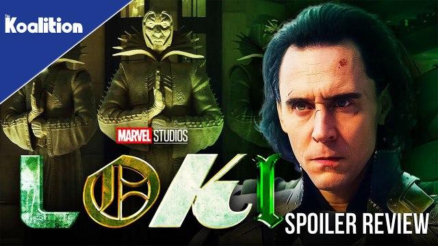 """Loki Episode 2 """"The Variant"""" Spoiler Review & Easter Eggs"""