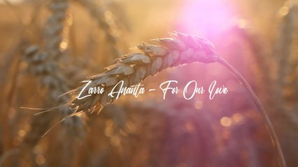 Zarro Ananta - For Our Love (Official Music Video)