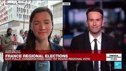 France regional elections: Close race in Provence-Alpes-Côte-d'Azur