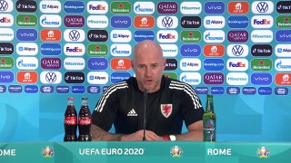 Wales Page post 1-0 loss to Italy