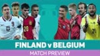 Finland v Belgium match preview