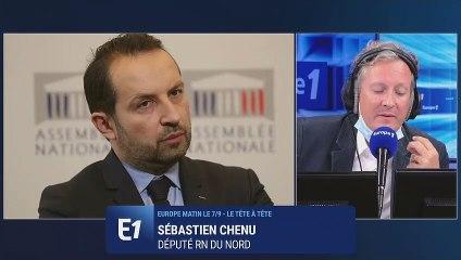 Régionales : Sébastien Chenu appelle à un sursaut pour le second tour
