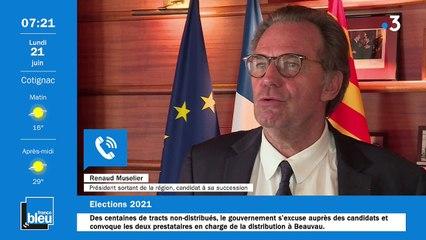21/06/2021 - La matinale de France Bleu Provence