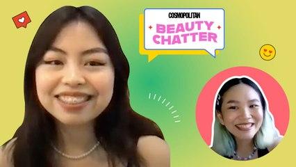 Chelsea Valencia Shares Her Ukay-Ukay Hacks, Beauty Secrets, & @oakph's Story | Cosmo Beauty Chatter