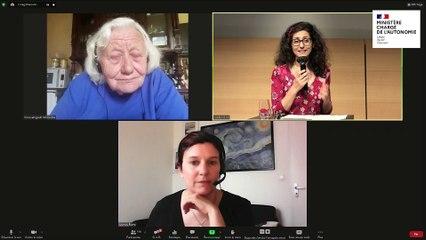 "Colloque ""Vieillir Sans Tabou"" du 17 juin 2021"