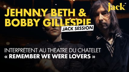 Jehnny Beth & Bobby Gillespie - Rememeber we were lovers l LIVE