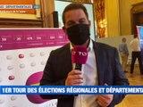 1er tour des élections départementales et régionales 2021 - Élections départementales 2021 - TL7, Télévision loire 7