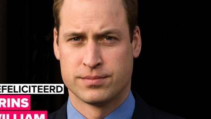 5 aandoenlijke feiten over prins William