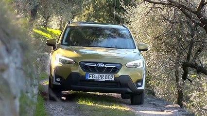 Subaru e-Boxer – Der Mild-Hybrid Motor