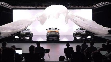 Lexus NX Weltpremiere