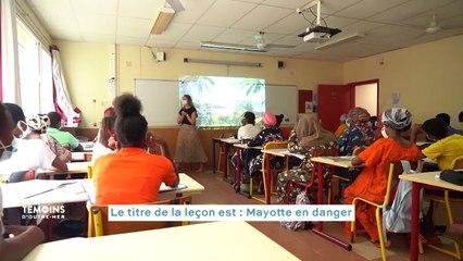 Mayotte - Le programme classe lagon