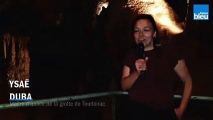 Au fil de l'eau - Ysaë Duba, maître d'œuvre de la grotte de Tourtoirac