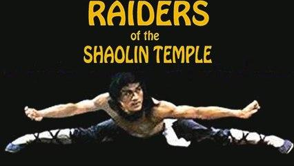 Shaolin Tapınağı Avcıları  (Türkçe Dublaj)
