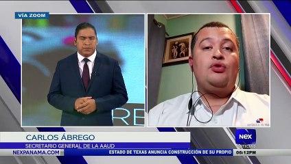 Entrevista a Carlos Ábrego, sobre las inundaciones en ciudad capital y Panamá oeste - Nex Noticias
