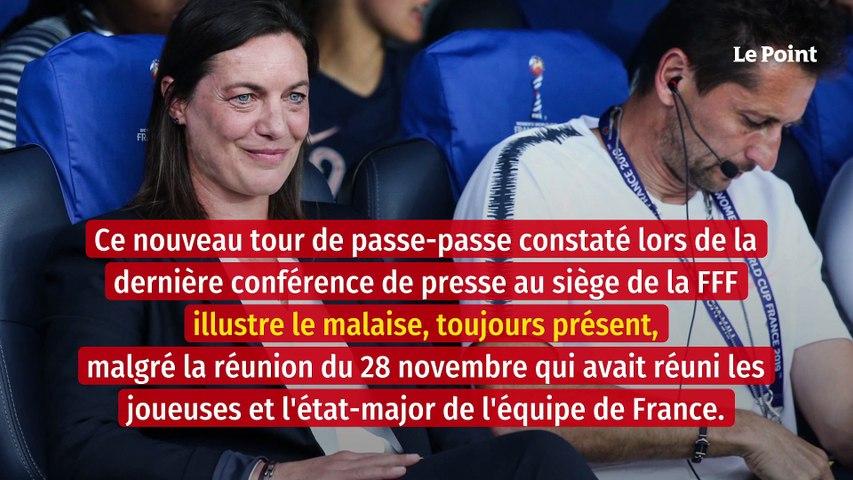 Football : Corinne Diacre face au gang des Lyonnaises