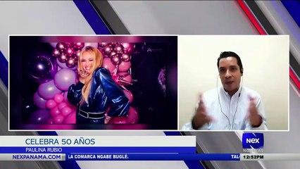 Dímelo Flow, K4G y BK nominados a Premios Juventud 2021   Paulina Rubio celebra 50 años  - Nex Noticias
