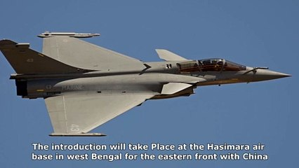 IAF Set To Deploy Rafales On India's Eastern Front With China