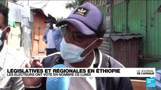 Législatives en Ethiopie : forte affluence devant les bureaux de vote