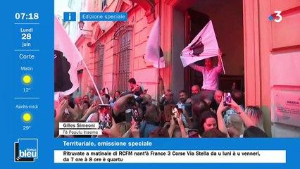 28/06/2021 - La matinale de France Bleu RCFM