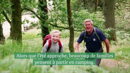 Faire du camping en toute sécurité avec vos enfants grâce a ces conseils