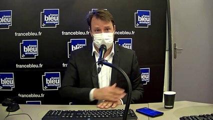 """Régionales en Bretagne : """"J'ai une majorité solide"""", assure Loïg Chesnais-Girard (PS)"""