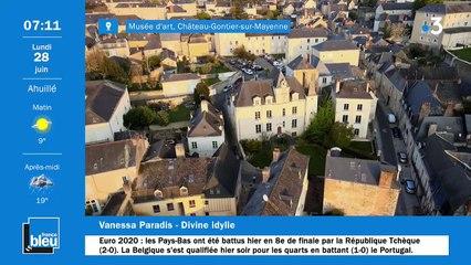 28/06/2021 - La matinale de France Bleu Mayenne