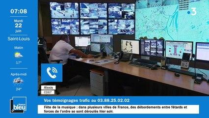 22/06/2021 - La matinale de France Bleu Alsace
