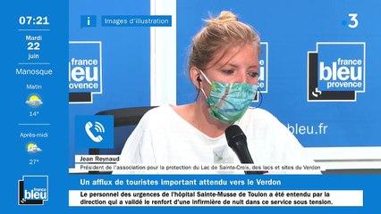 22/06/2021 - La matinale de France Bleu Provence