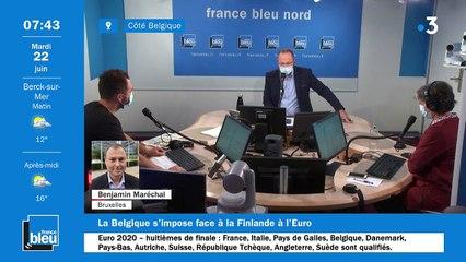 22/06/2021 - La matinale de France Bleu Nord