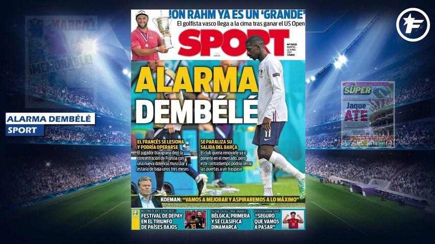 Revista de prensa 22-06-2021
