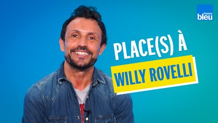 "Willy Rovelli : ""Je rêve de jouer mon spectacle dans le Fort Boyard"""