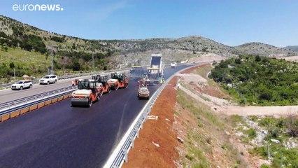 Montenegrói kormányfő: ez Európa legdrágább autópályája