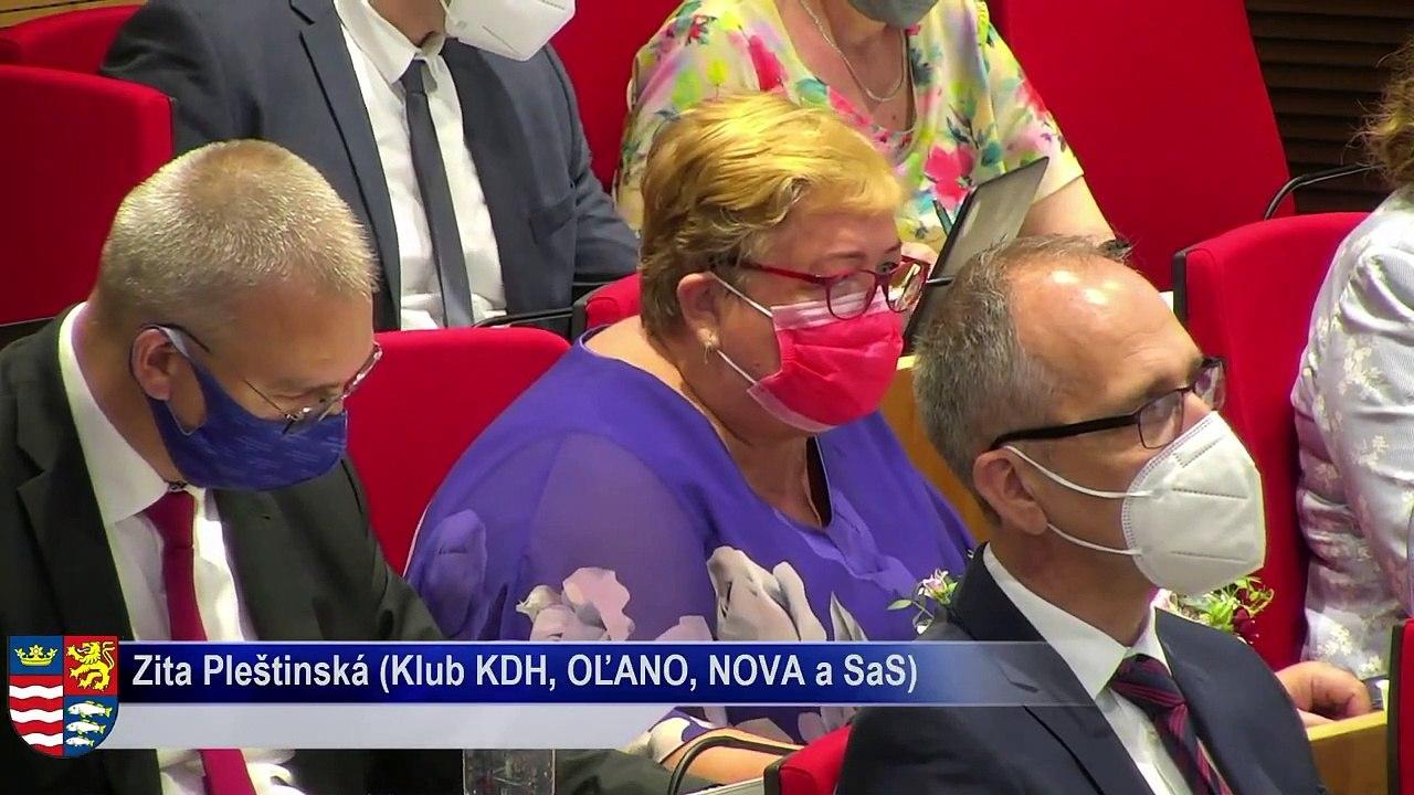 PREŠOV-PSK 28: Záznam zasadnutia Zastupiteľstva Prešovského samosprávneho kraja (PSK)