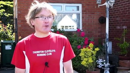 Terry Poole of Thornton Cleveleys Running Club joins elite world group after 300th marathon