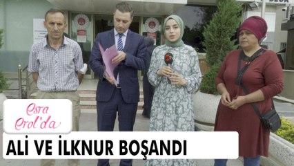 Ali ile İlknur'un boşanma davasında şok gelişme... - Esra Erol'da 22 Haziran 2021