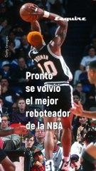 Conoce a la polémica ex-estrella de la NBA: Denis Rodman