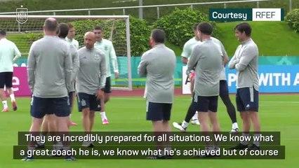 It's a mistake to question Luis Enrique as coach - Spain's Busquets